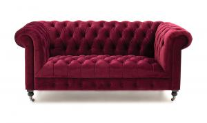Darby 2 Seater Berry