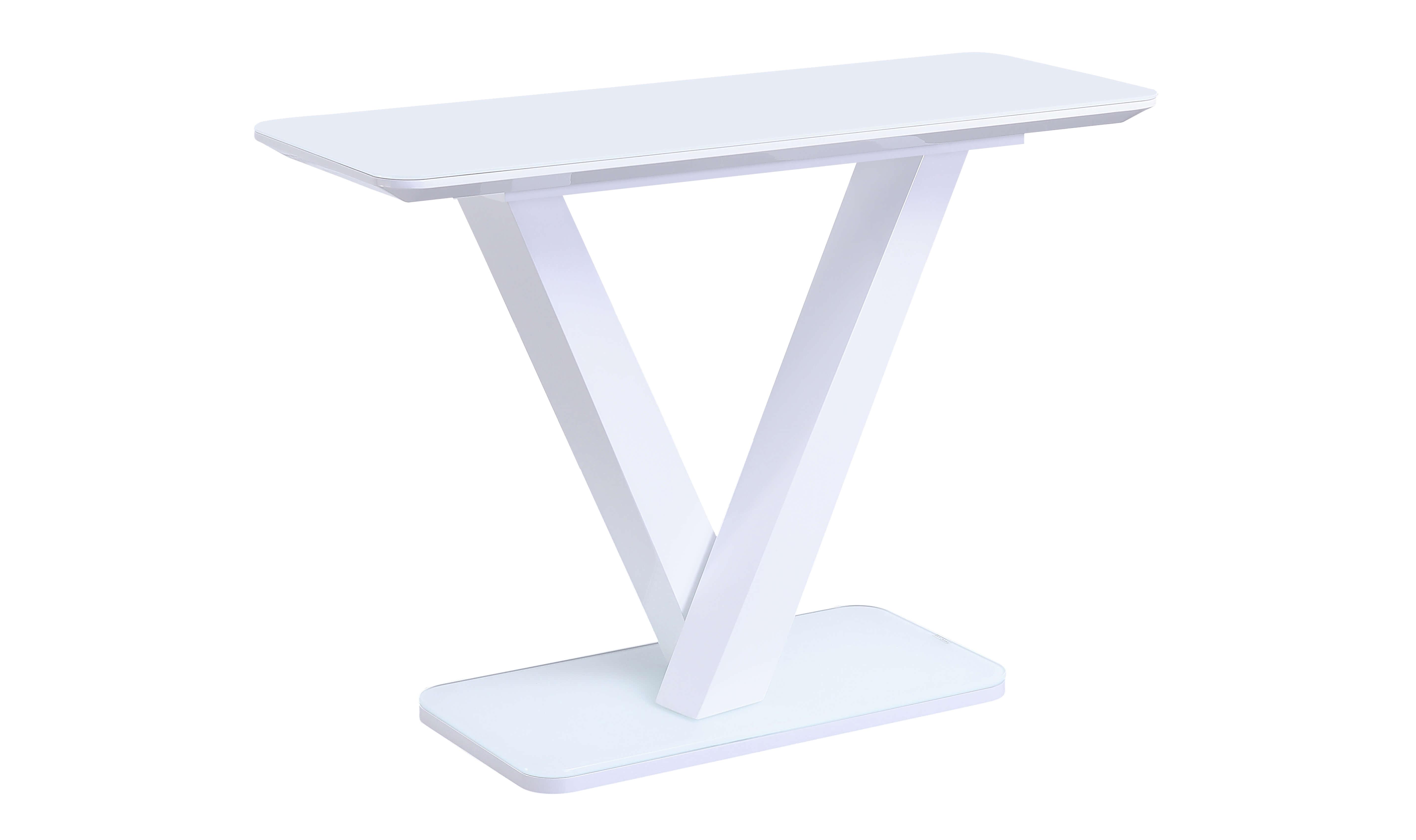 Rafael Console Table - White