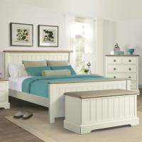 Meghan Oak Bedroom