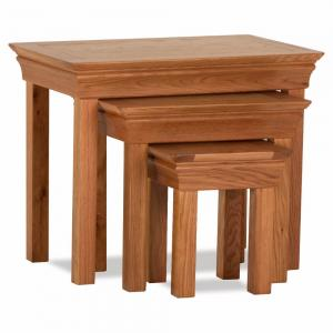 Delta Nest of 3 Tables