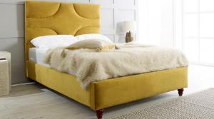 Daisy 4'6 Storage Bed