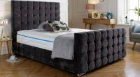 Kensington 4'6 Storage Bed