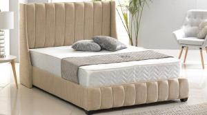 Winchester Fabric 5' Storage Bed