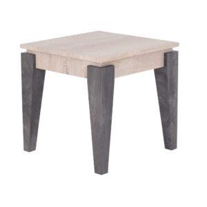 Milan Oak Lamp Table