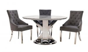 Tremmen Round Dining Table