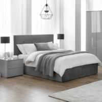 Monaco Grey Bedroom