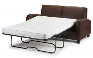 Vivo Brown Sofa Bed