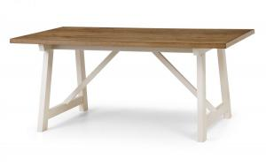 Pembroke Dining Set (Table + 6)