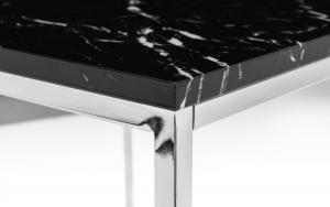 Scala Black Marble Coffee Table