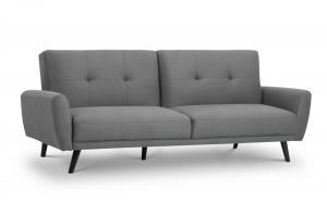 Monza Grey Sofa Bed
