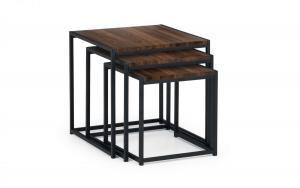 Tribeca Nest of Tables – Walnut
