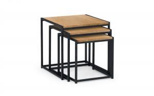 Tribeca Nest of Tables – Oak