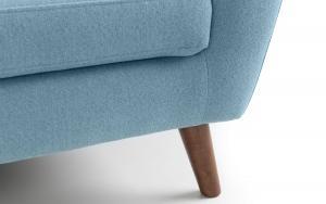 Monza Blue Sofa Bed