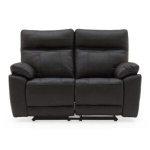 2-seater-recliner-black