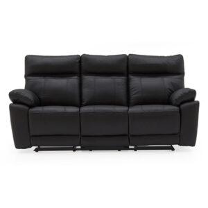 3-seater-recliner-black