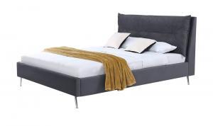 Avery 4'6 Bed Grey