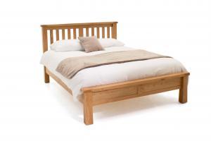 Breeze 6' Bed Low Footboard