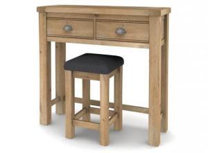 Breeze Dressing Table & Stool Set