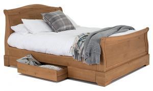 Carmen 4'6 Bed