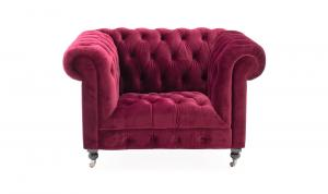 Darby 1 Seater Berry