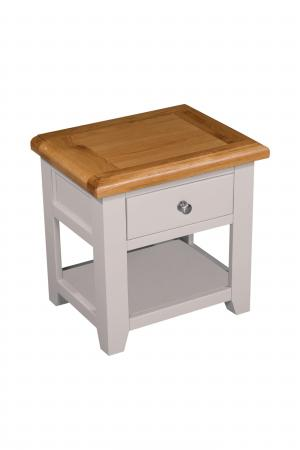 Victor Lamp Table