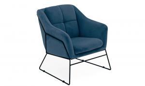 Klaus Acccent Chair Blue