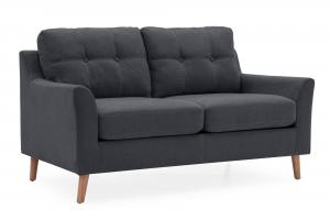 Olten 2 Seater Charcoal