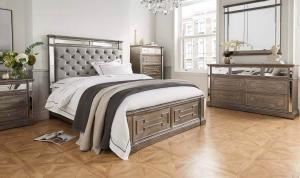 Ophelia 6' Bed