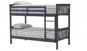 Salix Bunk Bed 3' & 3' Grey