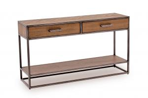 Vanya Light Brown Console Table