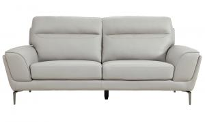 Vitalia 3 Seater Light Grey