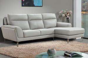 Vitalia Corner Suite Right Hand Facing Light Grey