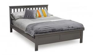 Willow 5' Bed Grey