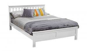 Willow 5' Bed White