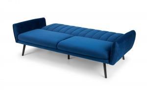 Afina Blue Sofa Bed