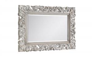 Baroque Distressed Wall Mirror