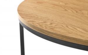 Bellini Oak Nesting Coffee Tables