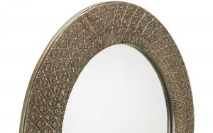 Cadence Large Round Wall Mirror