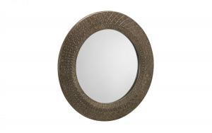 Cadence Small Round Wall Mirror