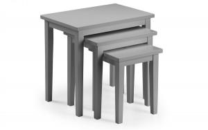 Cleo Grey Nest of Tables