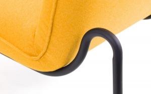 Dali Mustard Chair