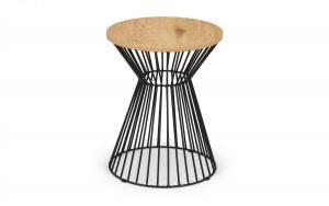 Jersey Oak Lamp Table