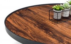 Loft Walnut Coffee Table