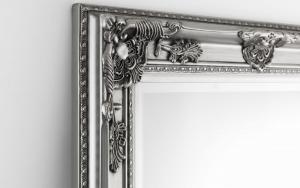 Palais Pewter Lean to Dress Mirror