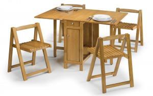 Savoy Light Oak Dining Set