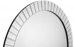Sonata Small Round Wall Mirror