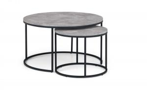 Staten Nesting Round Coffee Tables