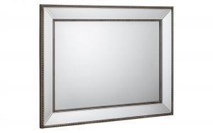 Symphony Beaded Wall Mirror