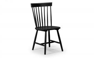 Torino Black Dining Chair
