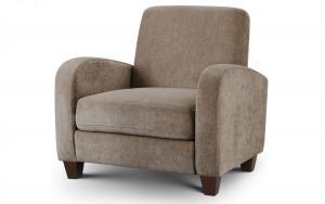 Vivo Mink Arm Chair